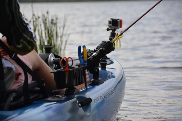 Rigging Native Watercraft with RAILBLAZA mounts