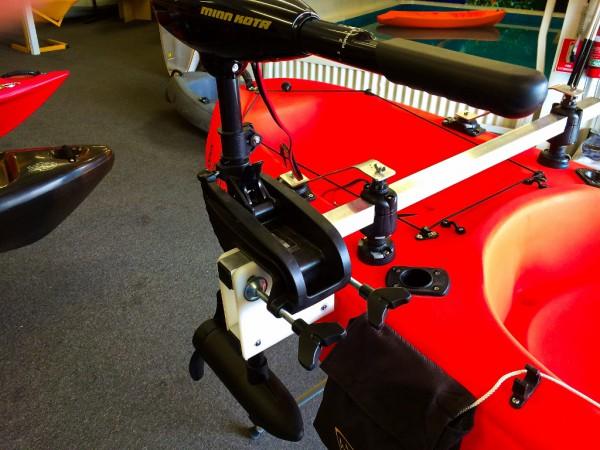 Kayak Motor Mount Bracket (14)