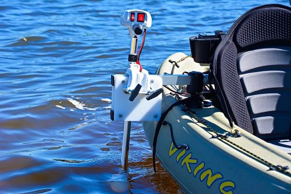 Kayak Motor Mount Bracket (46)