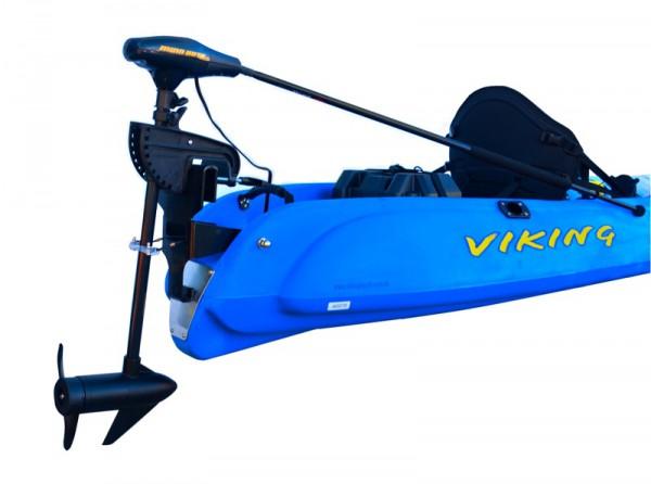 Customer Made Kayak Motor Mount Bracket, to suit all kayaks